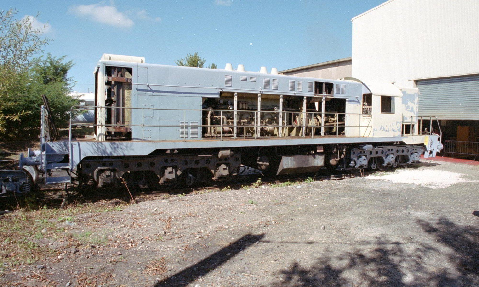 L'atelier du modéliste ferroviaire